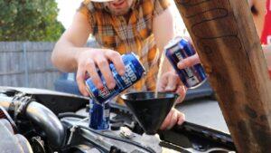 شستشوی رادیاتور خودرو با نوشابه !