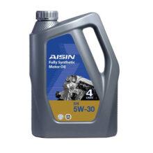 روغن موتور مدل ۵w-30 SN چهار لیتری آیسین – Aisin
