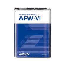 روغن گیربکس مدل AFW VI چهار لیتری آیسین – Aisin