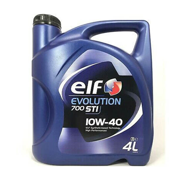 engine oil 10w40 elf 01