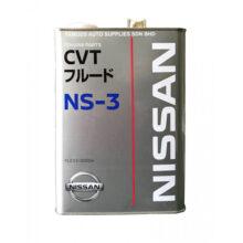 روغن گیربکس ۴ لیتری AFT CVT NS-3 نیسان – Nissan