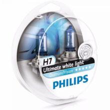 لامپ هالوژن گازی H7 مدل دیاموند ویژن – فیلیپس