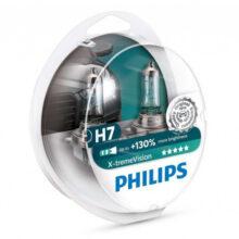 لامپ هالوژن گازی H7 مدل اکستریم ویژن – فیلیپس