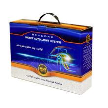 سامانه چند منظوره هوشمند نوتاش مناسب خودرو سمند سورن ۷.۴.۹ ECU بوش سازه پویش پدال گاز ۶ سیم