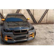 کیت بدنه EVO برای BMW X6