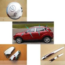 انواع تزیینات استیل خودروی چانگان cs35