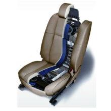 سیستم تهویه سردکن و گرمکن صندلی خودرو