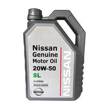 روغن موتور ۴ لیتری مدل ۲۰W-50 SN نیسان – Nissan
