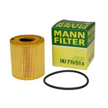 فیلتر روغن پژو ۲۰۰۸ برند مان MANN ( اصلی )