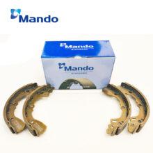 لنت ترمز عقب تیبا نوع A کفشکی ماندو – MANDO