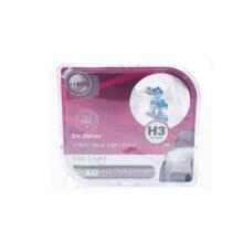 لامپ هالوژن گازی H3 مدل اکستریم %۱۵۰ استارلایت – StarLight