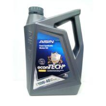 روغن موتور مدل ۱۰w-40 SN Plus چهار لیتری آیسین – Aisin