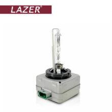 لامپ زنون پایه D3S لیزر – Lazer