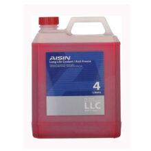 کولانت ضد یخ قرمز رنگ ۴ لیتری آیسین – Aisin
