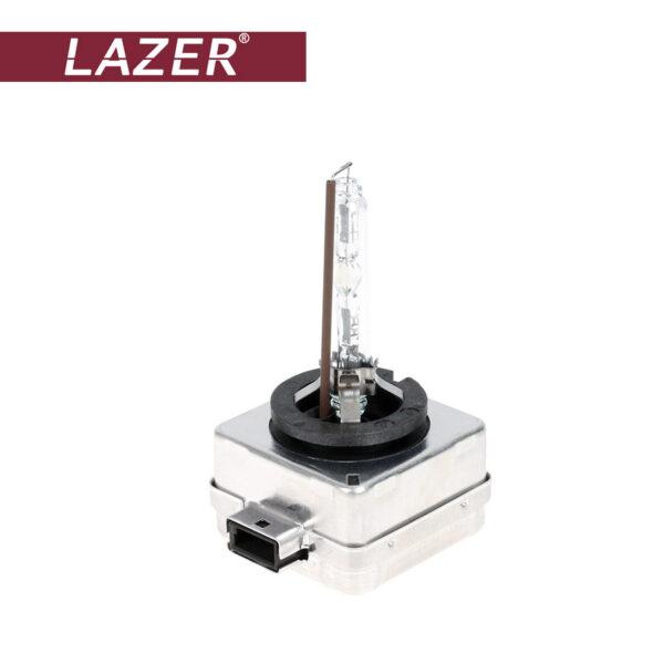لامپ زنون پایه D1S لیزر – Lazer
