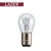لامپ هالوژن گازی چراغ خطر پایه P21/W لیزر – Lazer