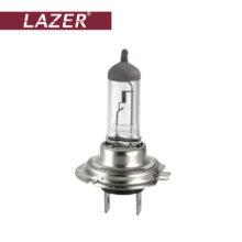 لامپ هالوژن گازی پایه H7 لیزر – Lazer