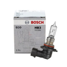 لامپ هالوژن خودرو پایه HB3 / 9005 مدل Eco بوش – Bosch