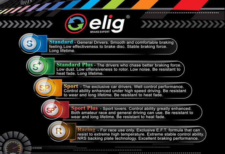 دیسک ترمز جلو نیسان جوک الیگ – Elig ( اصلی )
