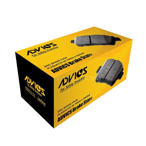 لنت ترمز جلو تویوتا هایلوکس ۲۷۰۰cc مدل آیسین ادویکس – Advics
