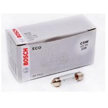 لامپ هالوژن خودرو پایه C5W مدل Eco بوش – Bosch