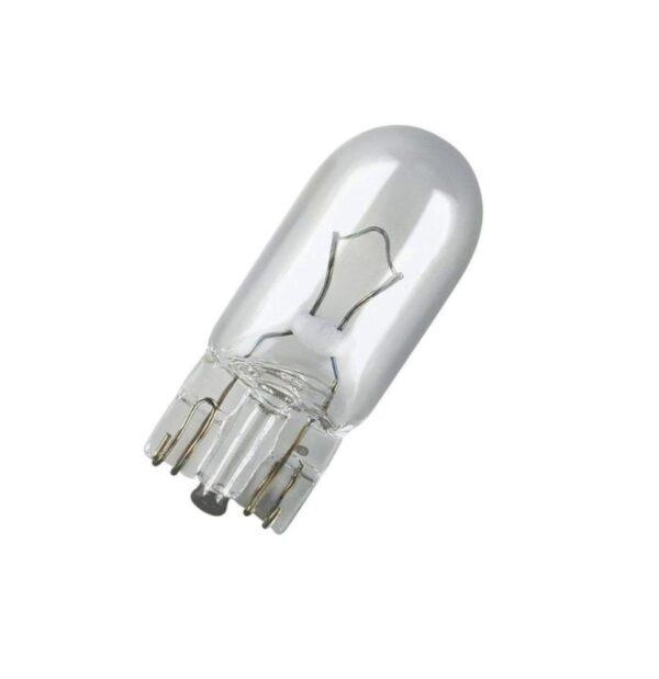 لامپ هالوژن خودرو پایه W3W مدل Eco بوش – Bosch