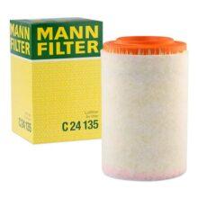 فیلتر هوای آلفارومئو جولیتا برند مان MANN ( اصلی )