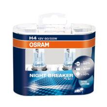 لامپ هالوژن گازی H4 مدل نایت بریکر پلاس NBP اسرام – Osram
