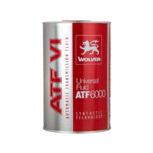 روغن گیربکس ATF VI ولور – Wolver (1 لیتری)