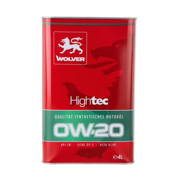 wolver high 0w 20 01