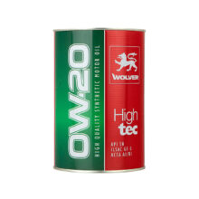روغن موتور High Tec 0W-20 SN ولور – Wolver (1 لیتری)
